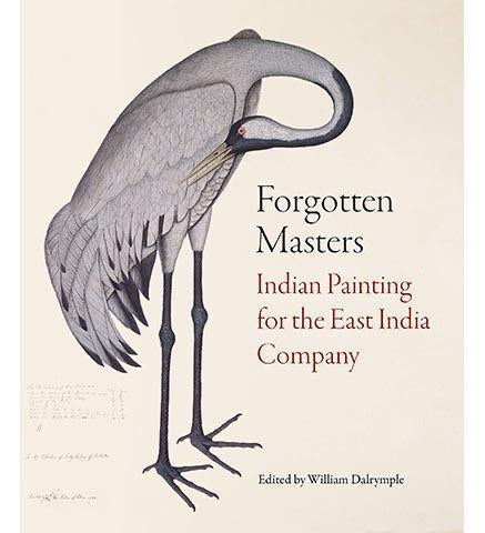 Forgotten Masters : Indian Painting for the East India Company - the exhibition catalogue from The Wallace Collection available to buy at Museum Bookstore