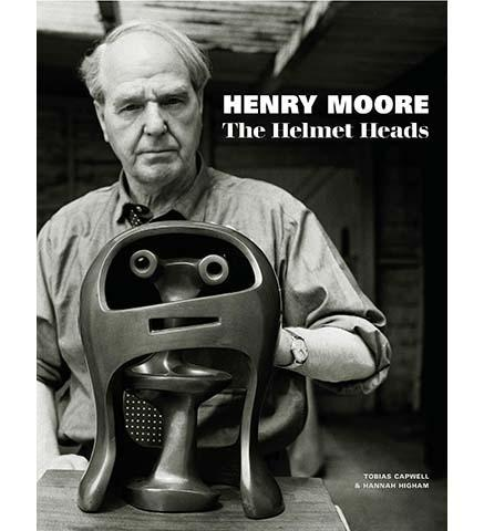 Henry Moore : The Helmet Heads - the exhibition catalogue from The Wallace Collection available to buy at Museum Bookstore