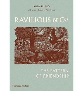 Towner Art Gallery Ravilious & Co : The Pattern of Friendship