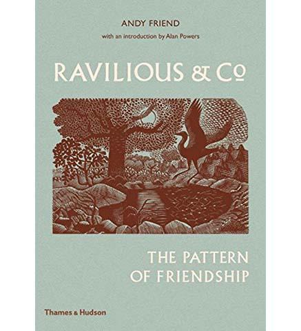 Ravilious & Co : The Pattern of Friendship - the exhibition catalogue from Towner Art Gallery available to buy at Museum Bookstore