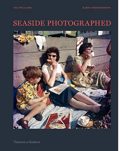 Seaside: Photographed - the exhibition catalogue from Turner Contemporary available to buy at Museum Bookstore