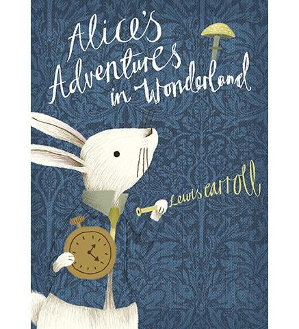 Alice's Adventures in Wonderland : V&A Collector's Edition - the exhibition catalogue from V&A available to buy at Museum Bookstore