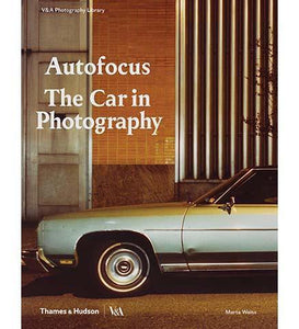 Autofocus: The Car in Photography - the exhibition catalogue from V&A available to buy at Museum Bookstore