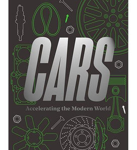 Cars : Accelerating The Modern World - the exhibition catalogue from V&A available to buy at Museum Bookstore