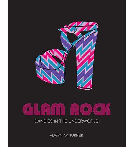 Glam Rock : Dandies in the Underworld - the exhibition catalogue from V&A available to buy at Museum Bookstore