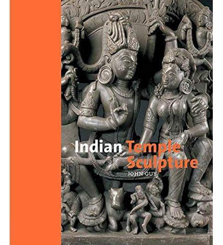 Indian Temple Sculpture - the exhibition catalogue from V&A available to buy at Museum Bookstore
