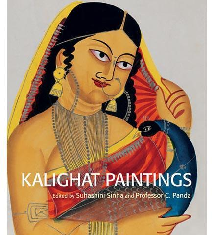 Kalighat Paintings - the exhibition catalogue from V&A available to buy at Museum Bookstore