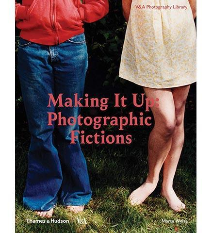 Making It Up: Photographic Fictions - the exhibition catalogue from V&A available to buy at Museum Bookstore