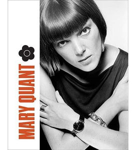 Mary Quant - the exhibition catalogue from V&A available to buy at Museum Bookstore