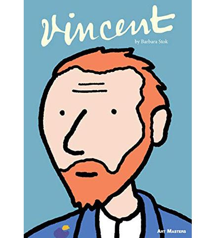 Vincent available to buy at Museum Bookstore