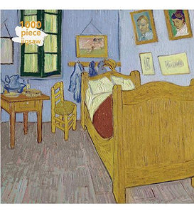 Vincent van Gogh: Bedroom at Arles : 1000-piece Jigsaw Puzzle available to buy at Museum Bookstore