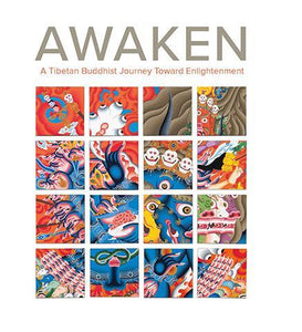 Awaken : A Tibetan Buddhist Journey Toward Enlightenment - the exhibition catalogue from Virginia Museum of Fine Arts available to buy at Museum Bookstore