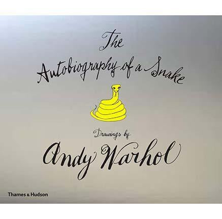 The Autobiography of a Snake : Drawings by Andy Warhol - the exhibition catalogue from Warhol Museum, Pittsburgh available to buy at Museum Bookstore