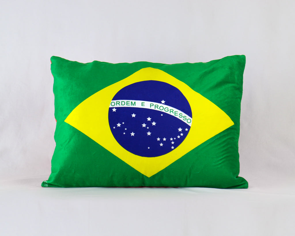 Brazil Pillow Cover