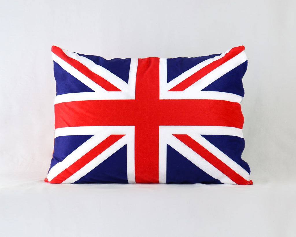 England Pillow Cover