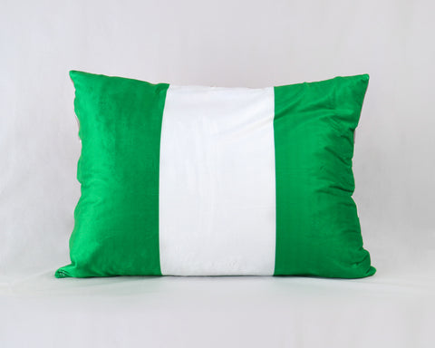Nigeria Pillow Cover