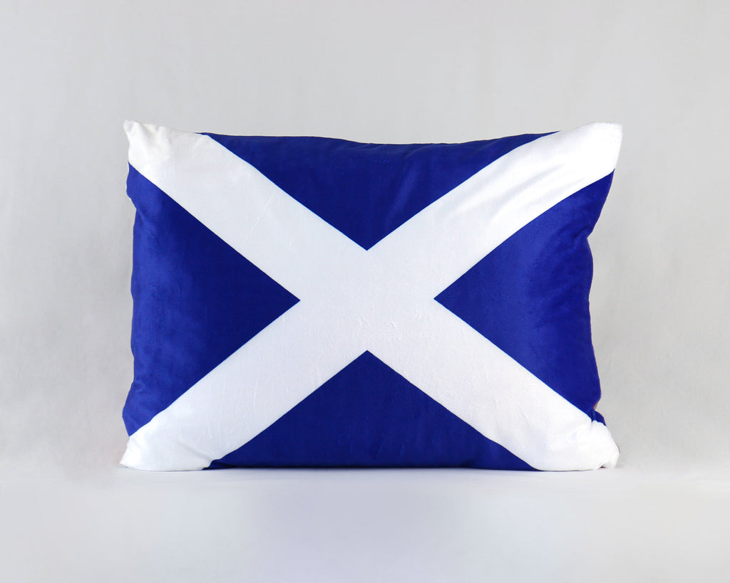 Scotland Pillow Cover