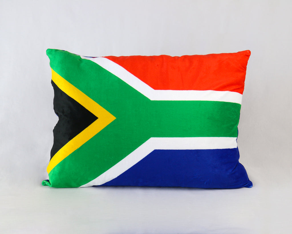 South Africa Pillow Cover