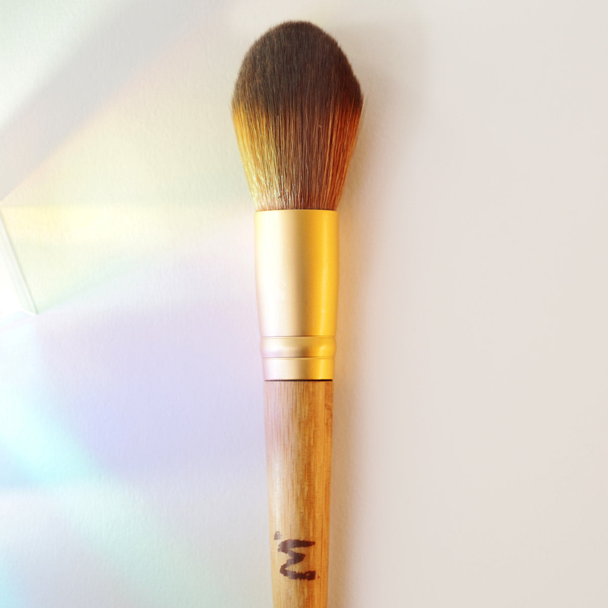 Large Powder Vegan Blush Brush