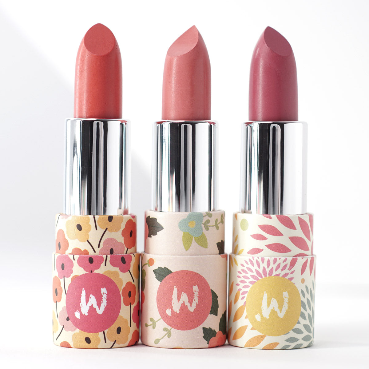 Feeling Fresh Bundle: Wild Flower - Coral Reef - Foxy