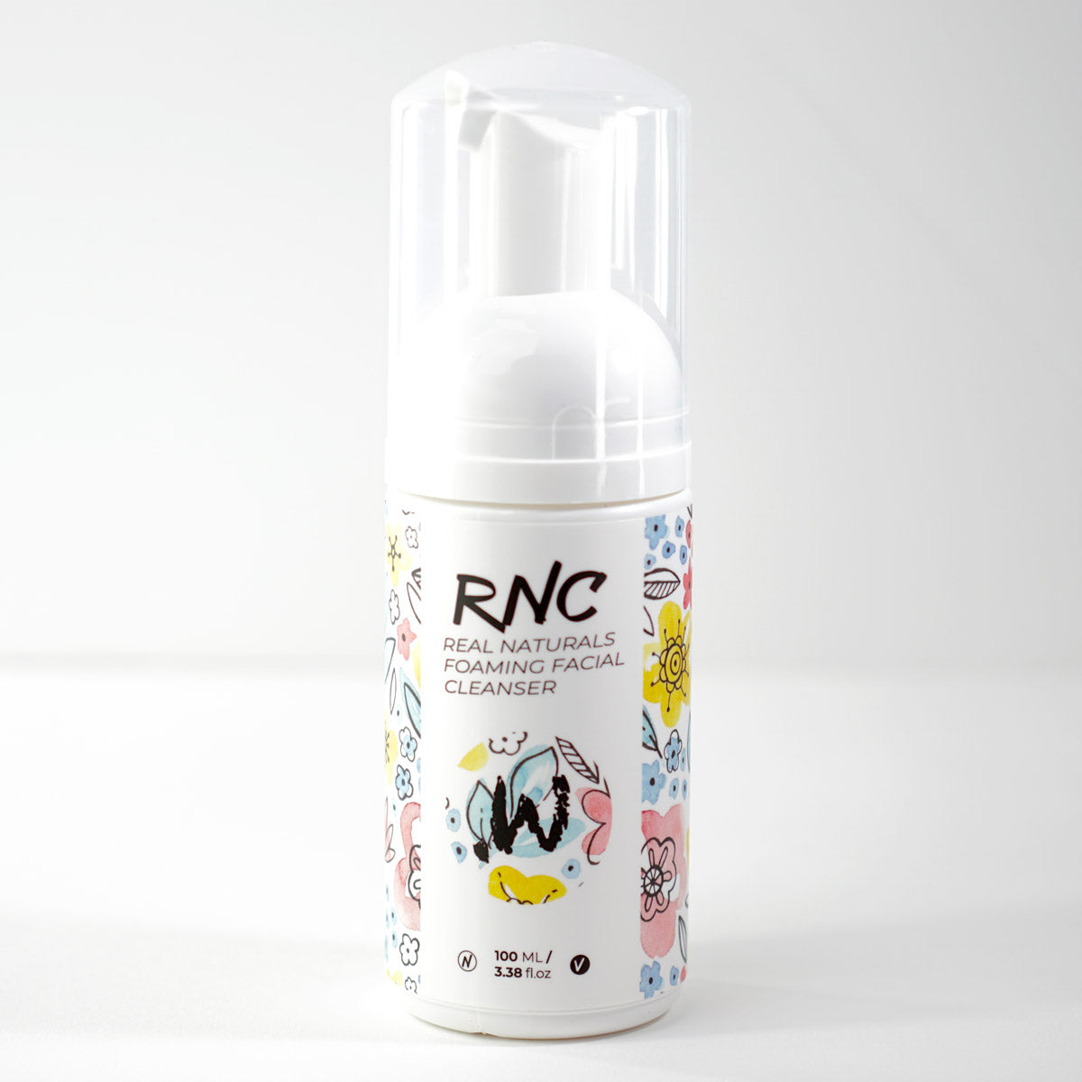 Real Naturals Cleanse - 'RNC' Foaming Facial Cleanser