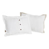 Pillow front and back