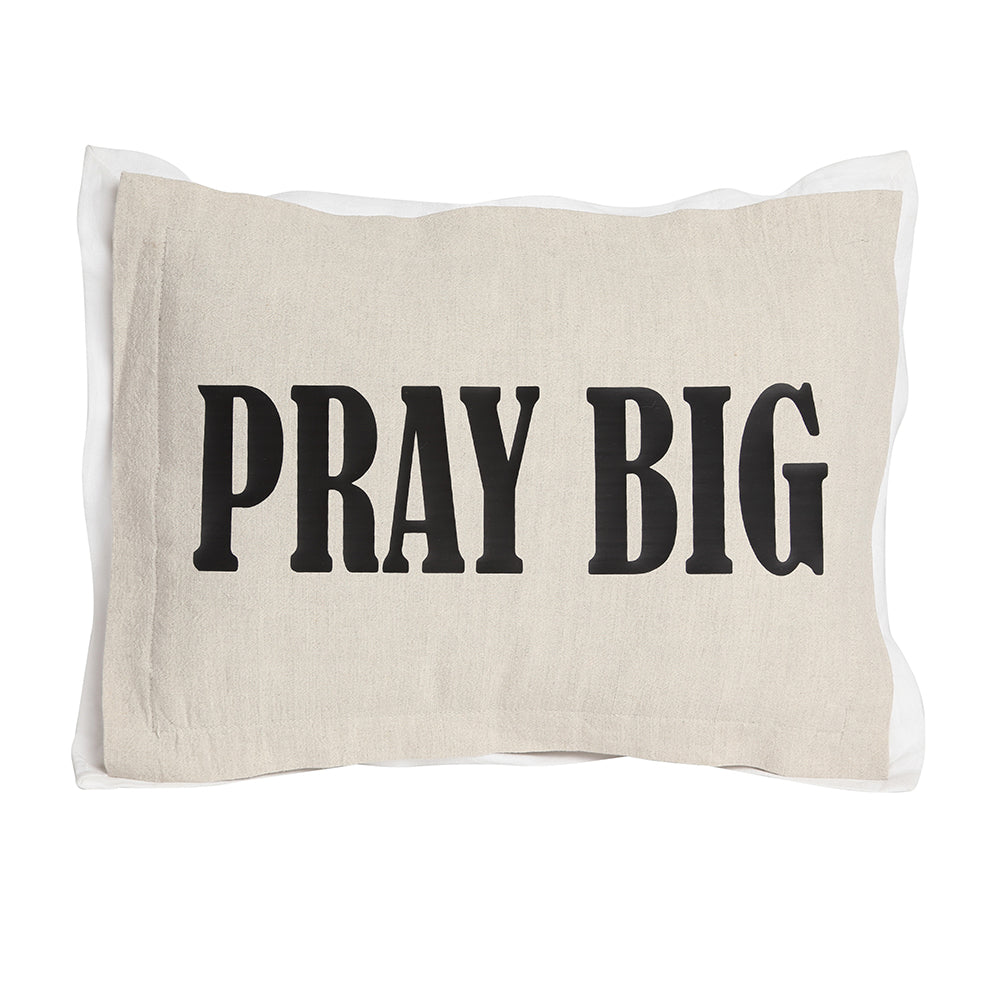 Pray Big on Tan