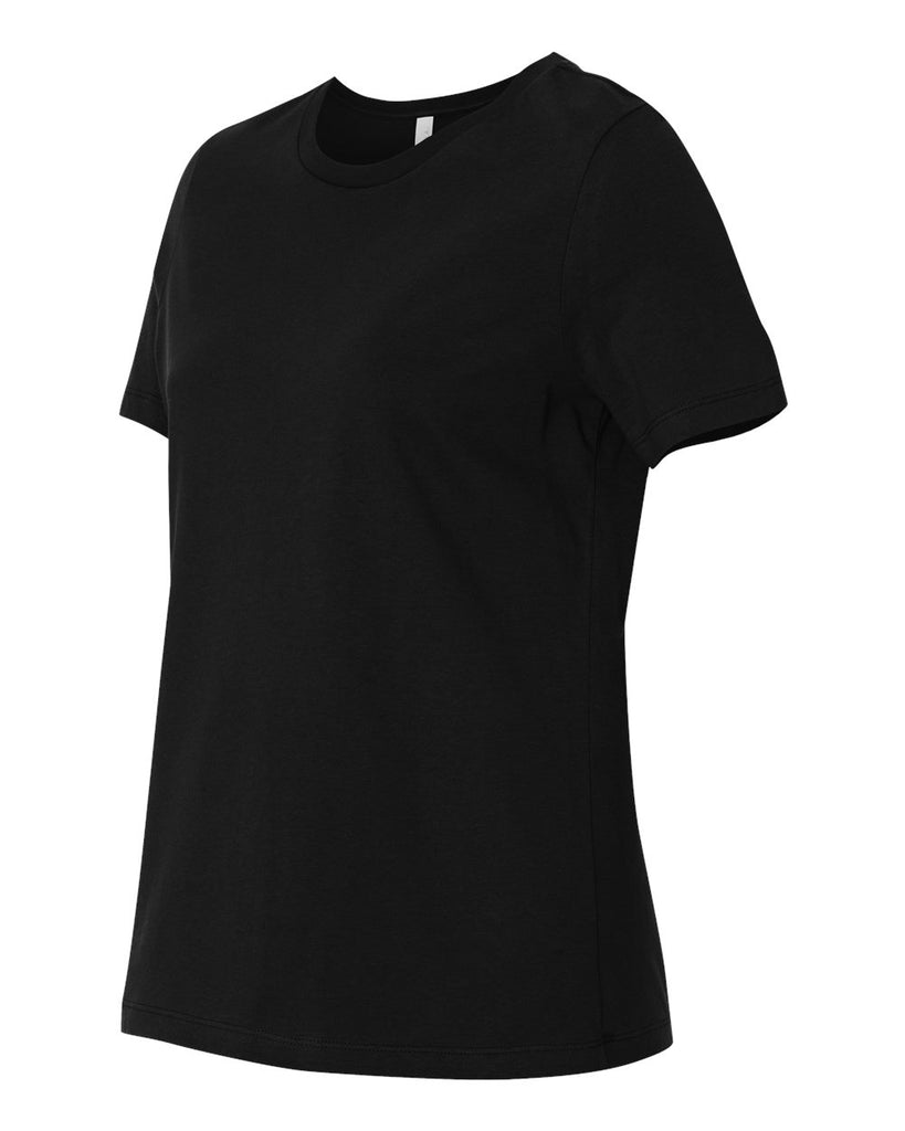 Bella Canvas Relaxed Tee, Black
