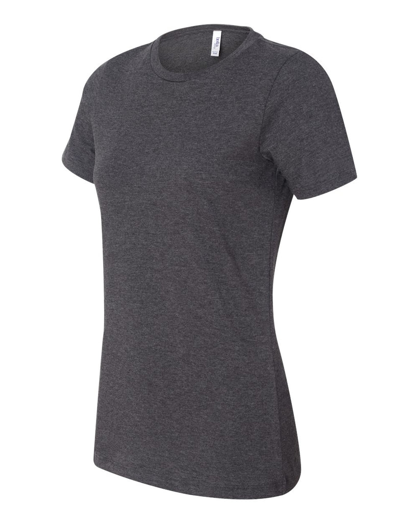 Bella Canvas Relaxed Tee-Dark Heather Gray