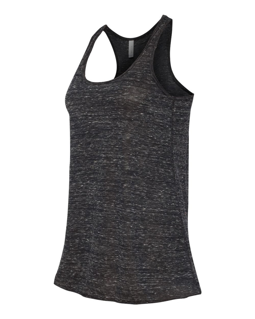 Bella Canvas Racer Back Tank Dark Heather Gray