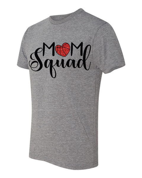 Mom Squad T-Shirt-Next Level Uni-Sex shirt