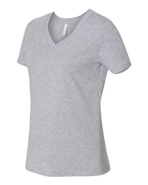 Athletic Heather V-Neck