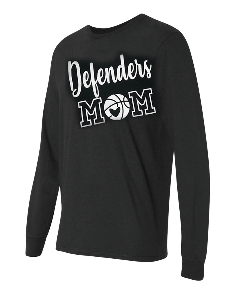 Defenders basketball mom