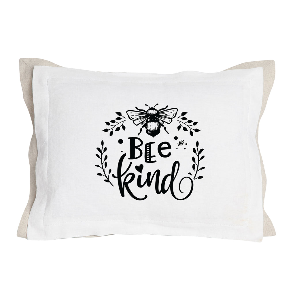 Bee Kind Pillow with Insert