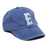 Royal Blue Monogrammed Single letter hat