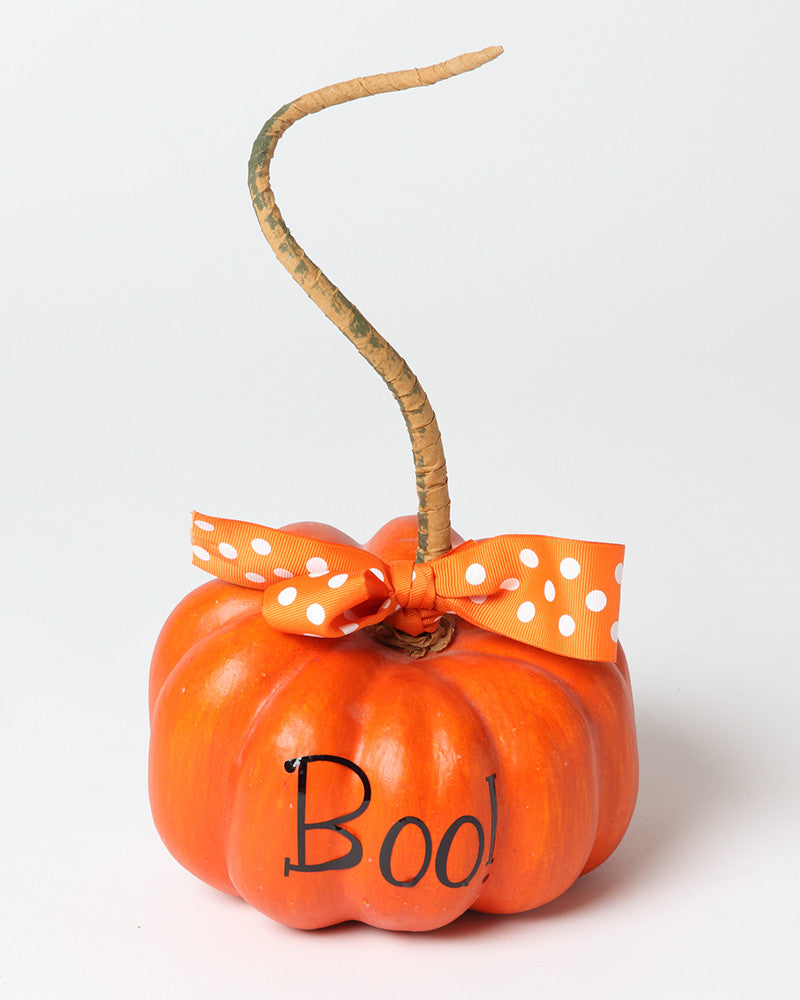 Boo Vinyl for pumpkin