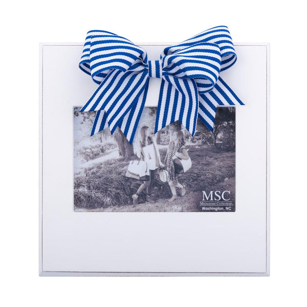 Monogrammed Picture Frame