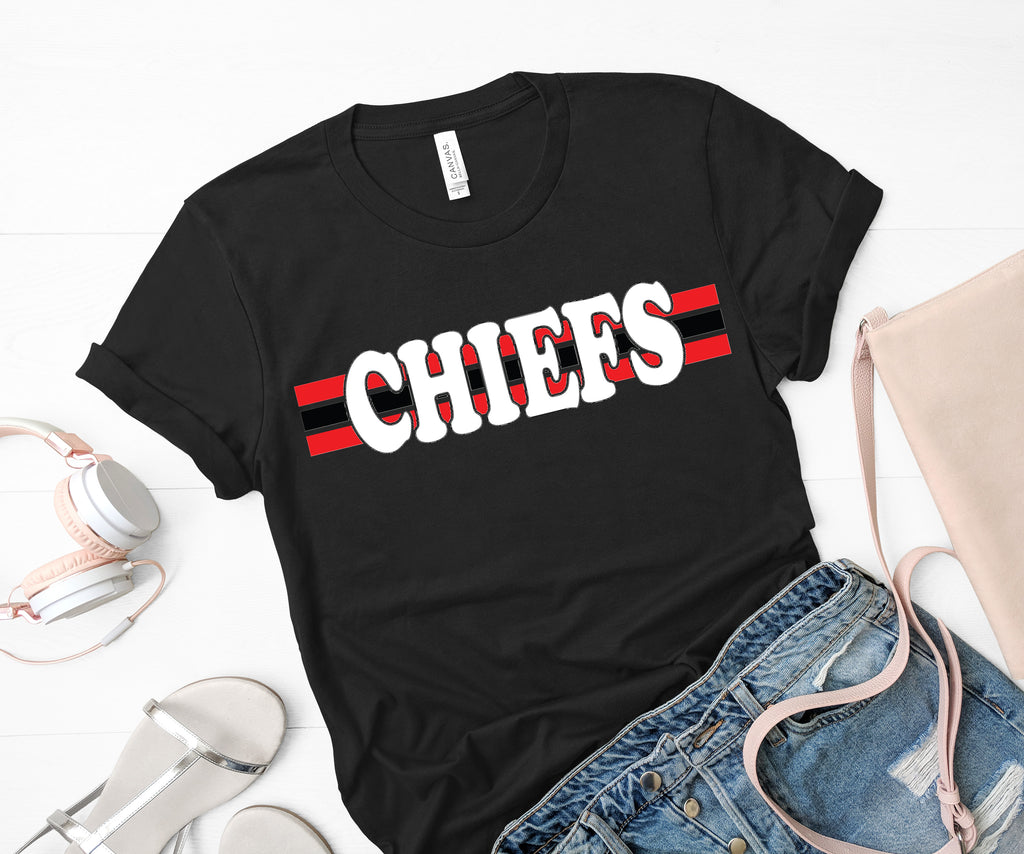 Chiefs Retro Tee Shirt