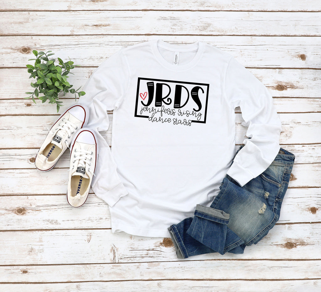 JRDS Block Dance T-Shirt