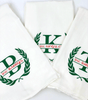 Personalized Kitchen Flour Sack Hand Towels