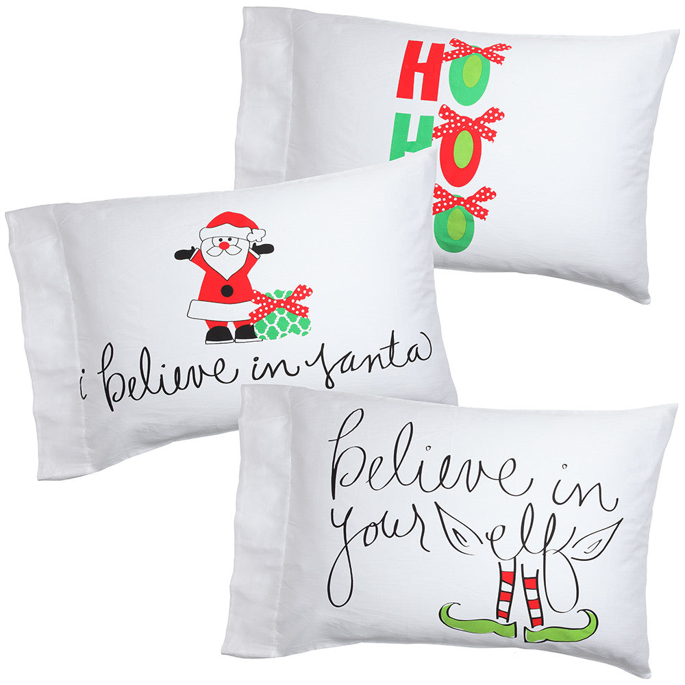 Holiday Pillow Cases