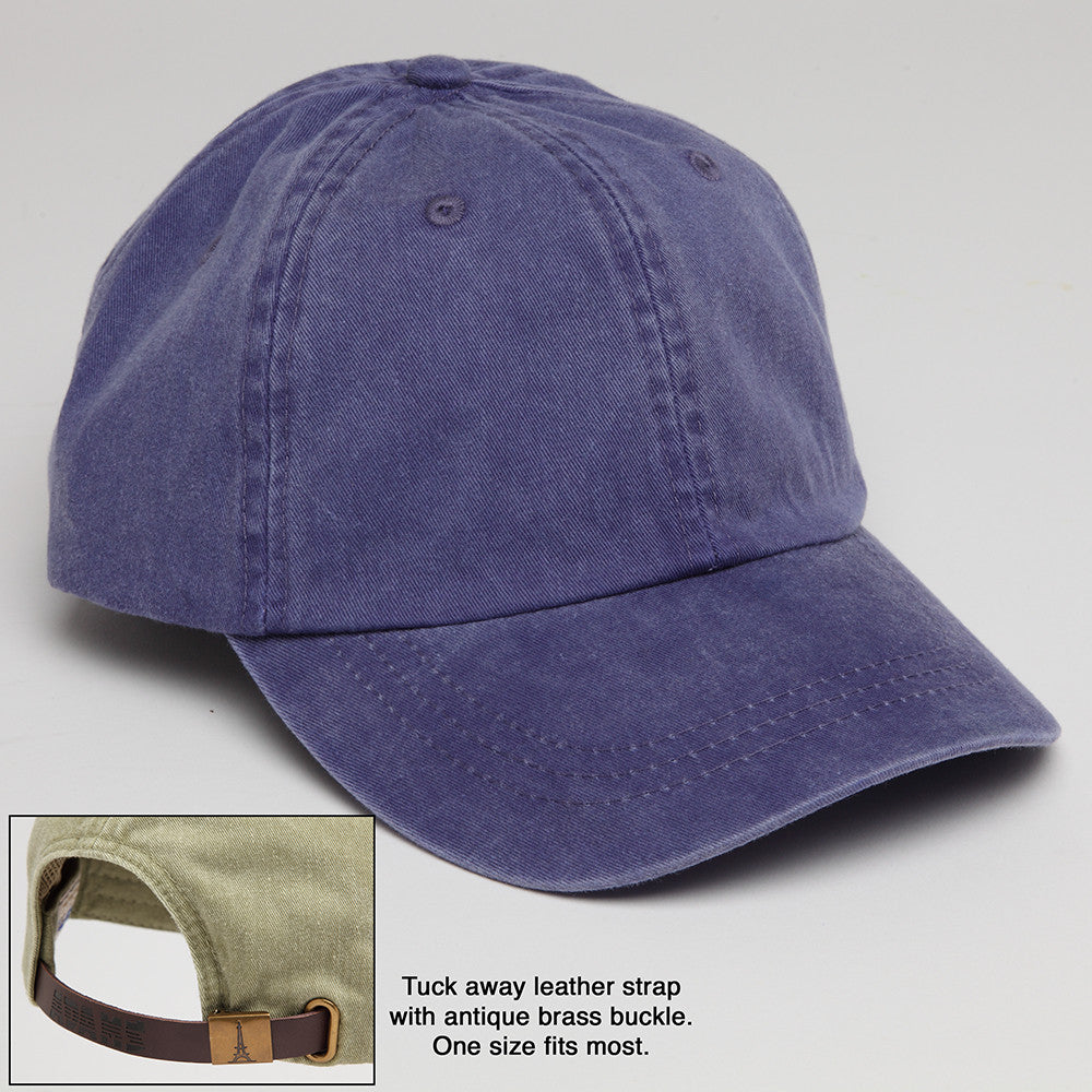Personalized Baseball Hat Purple