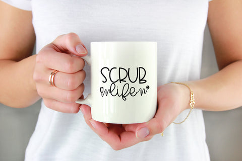 Scrub Life Coffee Mug