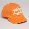 Customized Baseball Hat-Tangerine Orange