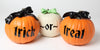 Large Trick or Treat Pumpkin Vinyls
