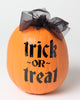 Trick or Treat Pumpkin Vinyl