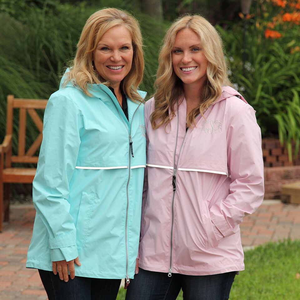 Peppermint Twist Rain Coats