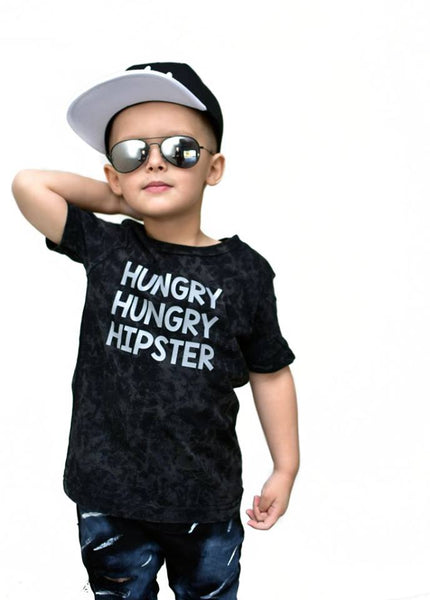 HUNGRY HUNGRY HIPSTER Tee