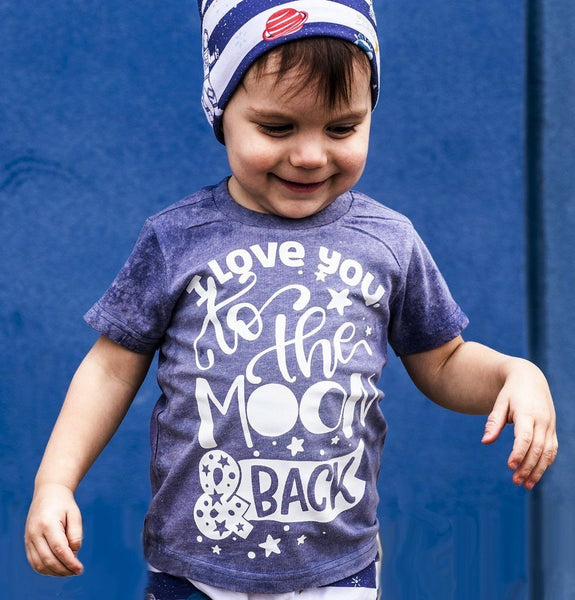 MOONWASH™ Moon & Back Tee