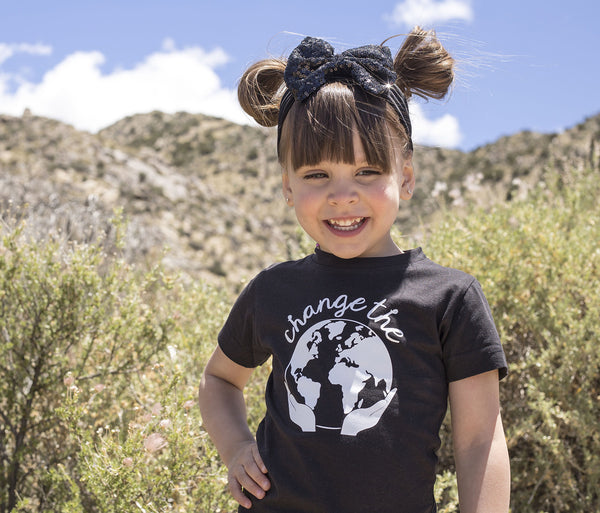 Change the World Kids Tee